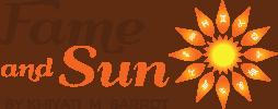 Fame and Sun Logo