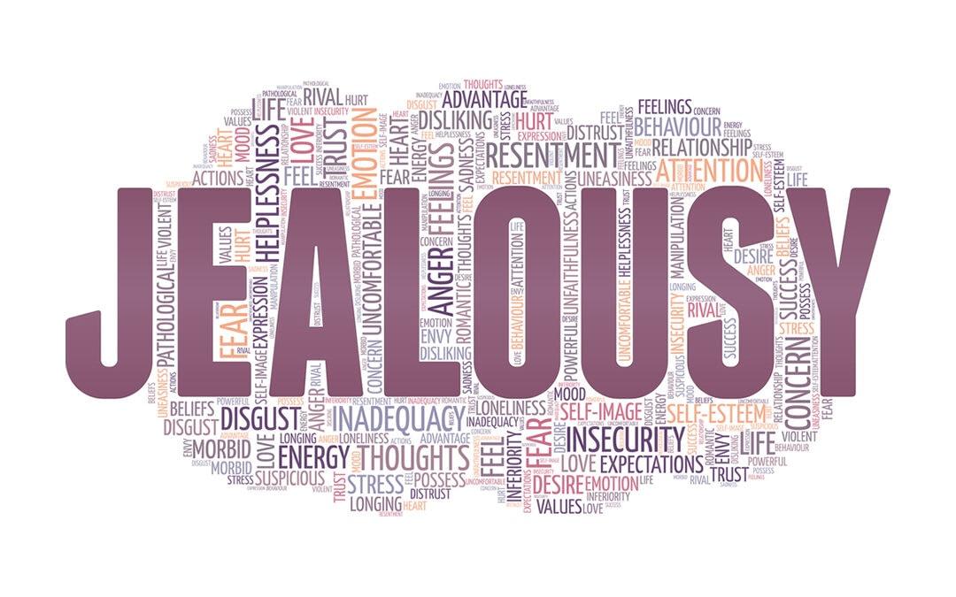 Killing the inner demons Part 3 Jealously